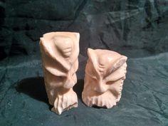 Работа из кости, миниатюра