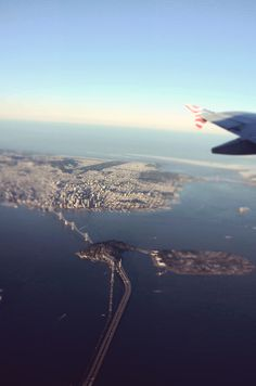 Miniature San Francisco from the air