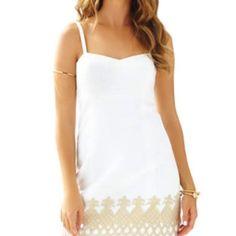 3821e5d2f00 Lilly Pulitzer Pineapple Dress Nwt Trina Turk Dresses, Spaghetti Strap  Dresses, Knit Dress,