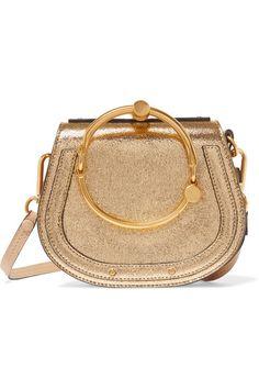27ed177143 EXCLUSIVE AT NET-A-PORTER.COM. Chloé s  Nile  bag was