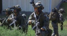 Usmc, Marines, Ghost Recon 2, Marine Raiders, Ear Protection, Special Forces, Marine Corps, Tactical Gear, The Unit