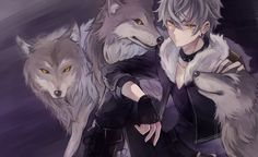 Znalezione obrazy dla zapytania wilk szary wolf w 2018 аниме, манга i парни Anime Wolf, M Anime, Fanarts Anime, Hot Anime Guys, Cute Anime Boy, Kawaii Anime, Anime Characters, Dark Anime, Anime Boy Zeichnung