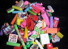 Eraser Collection