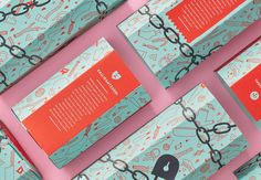 These Holiday Crackers Are Too Cute To Crack Open — The Dieline - Branding & Packaging Design
