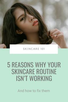Ever had this happen - you think you've finally done it. After years of trials, errors, and experiments gone wrong, you've finally come up with a skincare routine that your skin loves. It made it so soft, flawless, and glowy! But then something changed? Click pin to find out 5 reasons this might happen and what you can do about it... #skincare101 #skincaremistakes #skincareroutine Glowy Skin, Oily Skin, What You Can Do, How To Find Out, How To Get Rid Of Acne, Prevent Wrinkles, How To Treat Acne, Acne Prone Skin, Skincare Routine