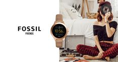 Let's help get Fossil to 1 million followers on Instagram! Follow Fossil here! #FossilStyle #Fossilpromo