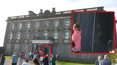 'Ghost of little girl' photographed in notorious haunted mansion Loftus Hall.Wednesday 27 Aug 2014 11:26 pm A tourist who visited a notorious haunted mansion in Ireland believes he may have photographed the ghost of a little girl.