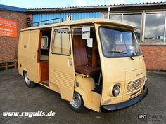 Want one!! Such a perfect alternative to the usual choice of most classic camper owners