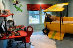 airplane bedroom ideas - Bing Images