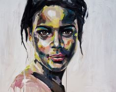 Chloe by Jac Clark Sculpture Projects, Artist Profile, Australian Artists, World Of Color, Abstract Canvas, Black Art, Online Art Gallery, Original Art, Africa