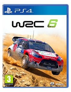 WRC 6 is the official video game of the 2016 FIA World Rally Championship (WRC). It includes the 14 WRC events, all the official WRC drivers and teams, as well as a wide selection of WRC 2 and Junior WRC drivers. Jeux Xbox One, Xbox 1, Playstation Games, Xbox One Games, Ps4 Games, Xbox One Spiele, Consoles, Split Screen, Game Prices