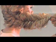 Мастер-класс «Техника плетения кос» How to do braiding - YouTube