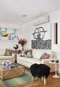 Um belo apartamento em Ipanema