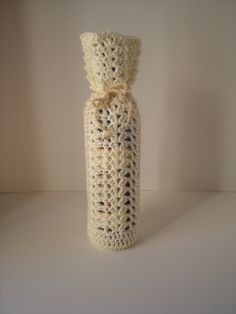 Wine Bottle Gift Bag by AkitaMomStudios on Etsy
