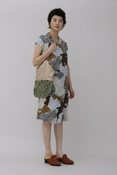 It's possible I've pinned this before, no matter it's lovely! Minä Perhonen spring/summer 2014 collection