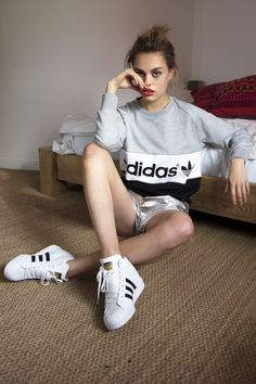 Gemma Janes - DER ADIDAS SUPERSTAR UP