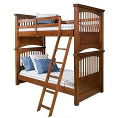 American Spirit Bunk Bed by Legacy Classic Kids