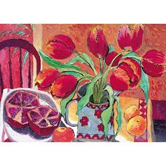 39 best art publishing australia images on pinterest red tulips and pomegranates by elizabeth martyn published by art publishing australia distributed by m4hsunfo