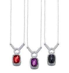 Monaco Nights Pendant Necklace. Shop online at tashina.avonrepresentative.com