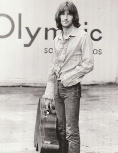 Clapton '69    by David Gahr