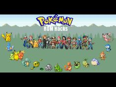 1000  images about Pokemon rom hacks on Pinterest