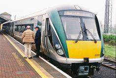 Iarnród Éireann - 30 years of Irish Rail - RailStaff 30 Years, Trains, Transportation, Irish, World, Irish Language, Ireland, Train, 30 Years Old