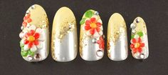 yellow/white yukata