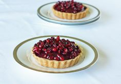 Pareve Desserts for Rosh Hashanah and a Sweet New Year
