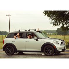 Looking for that perfect family getaway-from-it-all vehicle? Meet the larger #MINI #Countryman. #offroad #Family #Roadtrip #Adventure