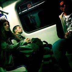 #metro #people #iPhone   Flickr - Photo Sharing!