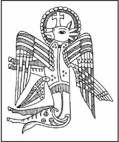 the four tetramorphs celtic wisdom celtic symbolsceltic artireland tattoobook of kellsthe fourcoloring pageswisdom