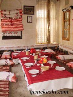 Yemek Odası - Urfa ( Şanlıurfa ), Turkey