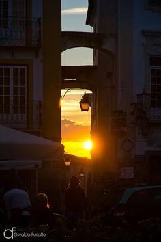 Cair do dia em Évora, Portugal - Arquitetura e lugares | Osvaldo Furiatto Fotografia e Design