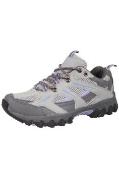 back to basics Mountain Warehouse Jungle Womens Hiking Shoes