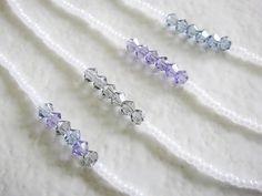 "Winter Shade Minimalist Friendship Necklace   Length - 40cm (around 15.7"")"