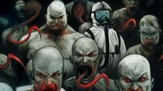 Can't wait until this show starts: Guillermo del Toro's THE STRAIN TV Series Ends up atFX - News - GeekTyrant