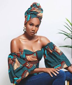We offer a collection of luxury silk lined headwraps, colorful African print headwraps, and beautiful bags. Shop our bold prints to accentuate your style. African Inspired Fashion, African Print Fashion, Africa Fashion, African Fashion Dresses, African Outfits, African Prints, African Attire, African Wear, African Dress
