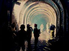 Excavaciones tunel