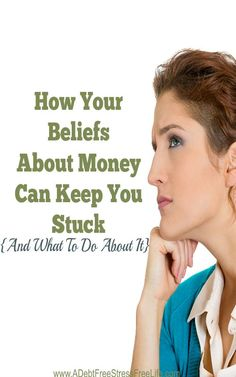 The things you learned and your beliefs about money can often keep you stuck in a bad relationship with money. It can be fixed and you can change it. This exercise will show you how.