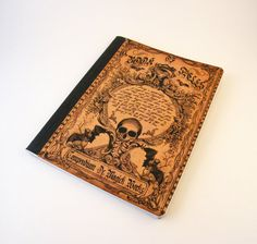 Hey, I found this really awesome Etsy listing at https://www.etsy.com/listing/180405373/book-of-spells-altered-composition