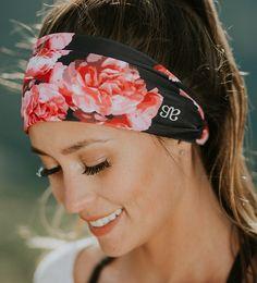 BRAND NEW {Santiago Headband} on this beautiful girl | @albionfit