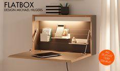 Flatbox | Sekretäre | Müller Möbelwerkstätten