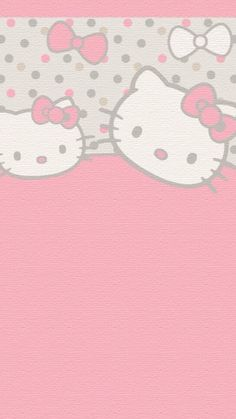New Wallpaper Whatsapp Sanrio Wallpaper, Kawaii Wallpaper, Wallpaper Iphone Cute, Cartoon Wallpaper, Hello Kitty Art, Hello Kitty Pictures, Sanrio Hello Kitty, Images Wallpaper, New Wallpaper