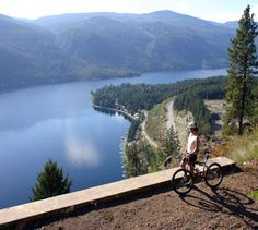 Cycling the Kettle Valley Railway, BC