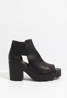SixtySeven Alex Booties | Forever 21 - 2000114849