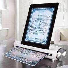 Amazon.com: iConvert Scanner for iPad Tablet: Electronics