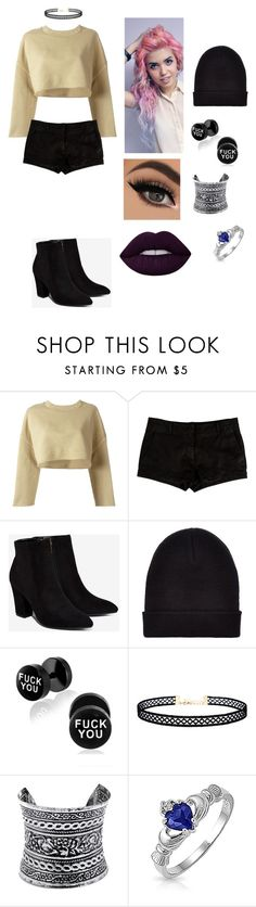 """""""Parodies"""" by loden-pp on Polyvore featuring adidas Originals, L'Agence, Billini, New Look, LULUS, Bling Jewelry and Lime Crime"""