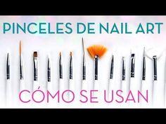 The Enchanted Rose Nails 3d Nail Art, Easy Nail Art, Rose Nails, Gel Nails, Manicures, Nail Deco, Beauty And The Beast Nails, Butterfly Nail Art, Nail Art Brushes