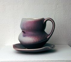 Cup and Saucer. Christopher Mellia.