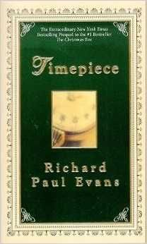 Love The Stacks - Timepiece by Richard Paul Evans, $1.00 (http://www.lovethestacks.com/timepiece-by-richard-paul-evans/)